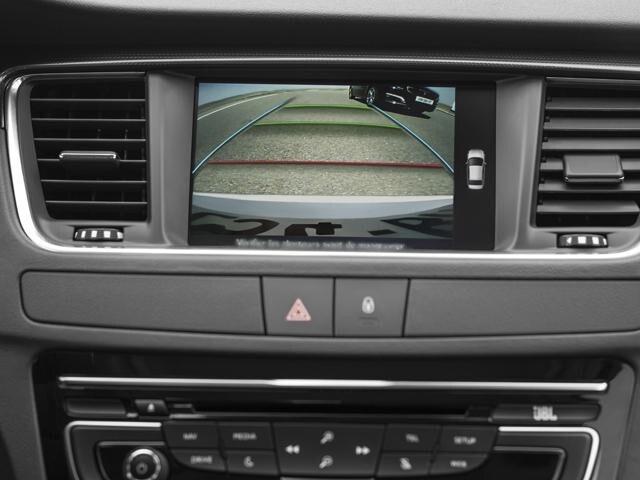 Peugeot 508 Saloon reversing camera