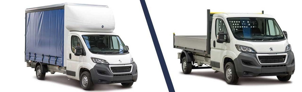 New Peugeot Business LCVs