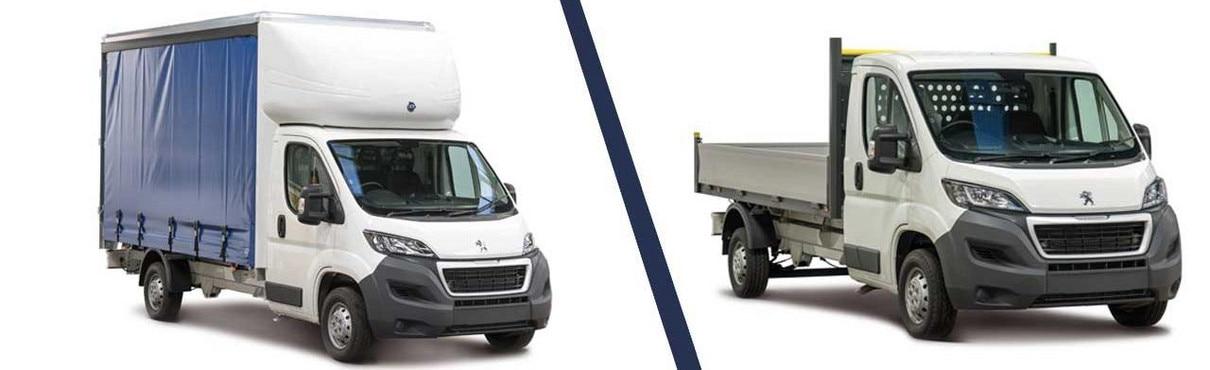 New Peugeot Business LCVs
