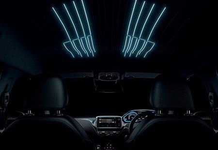 Peugeot 2008 SUV Interior Lighting