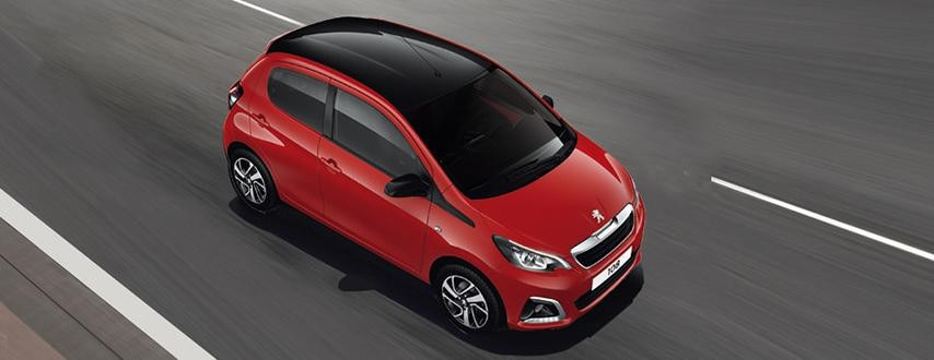 Peugeot 108 Hatchback - offer
