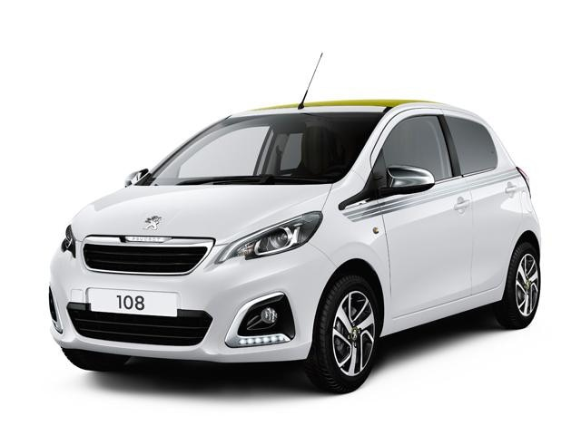 Collection Peugeot 108 Hatchback Peugeot Uk