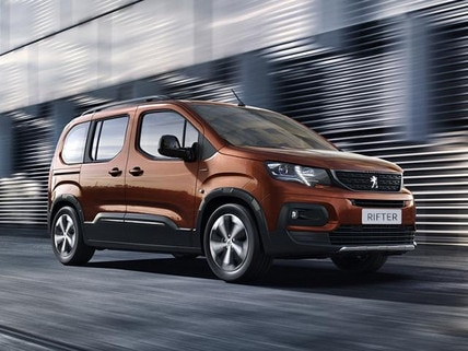 All-new Peugeot Rifter 5 and 7 seater