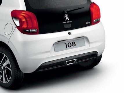 Peugeot 108 accessories