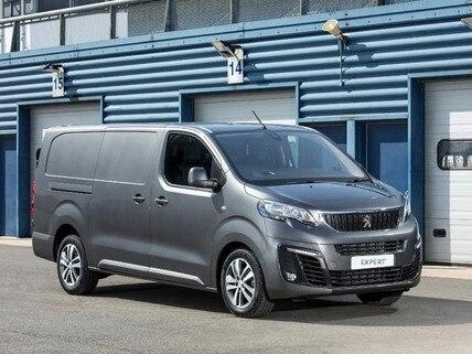 Peugeot Expert Van news thumbnail