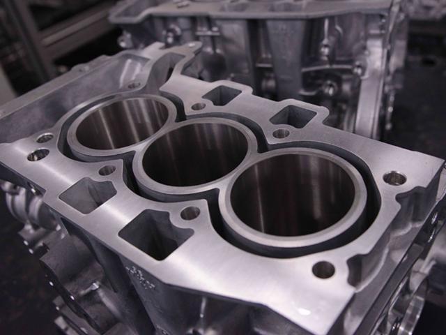 Peugeot Puretech engine component