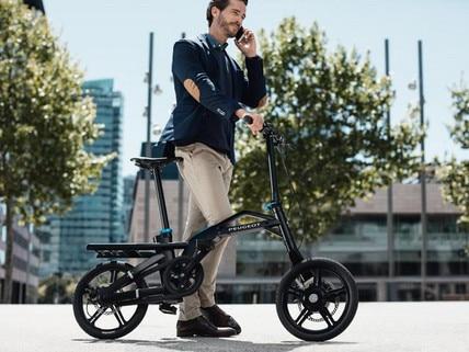 Peugeot e-kick bike
