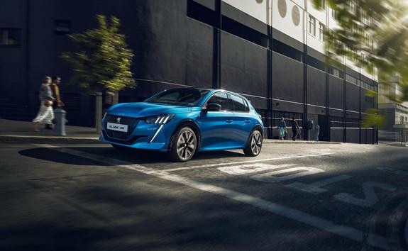 ALL-NEW PEUGEOT 208 – expressive front face and 2 braking modes