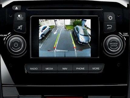 Peugeot Boxer Reversing Camera