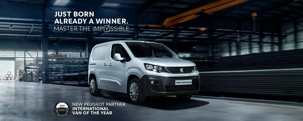 Peugeot_New_Partner_Van_Award