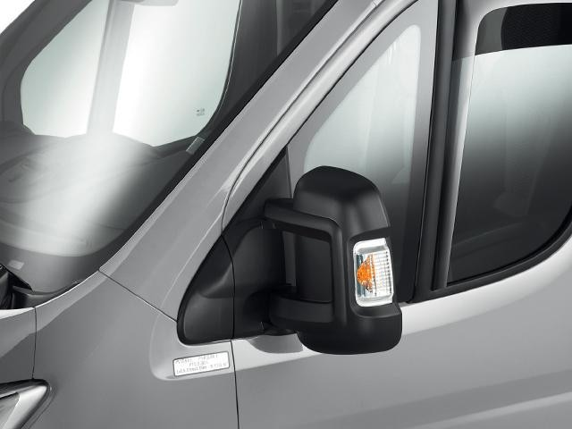Peugeot Boxer Safety Features