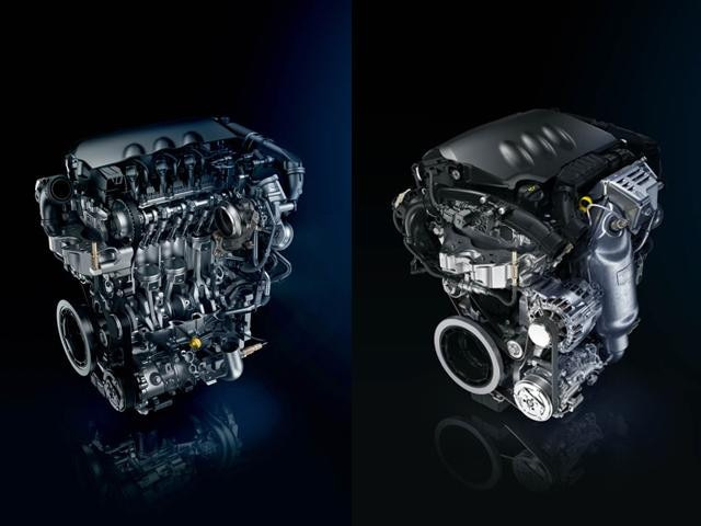 Peugeot Puretech engine naturally aspirated variants