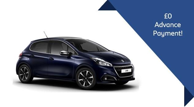 Peugeot 208 Allure Premium Motability Offer