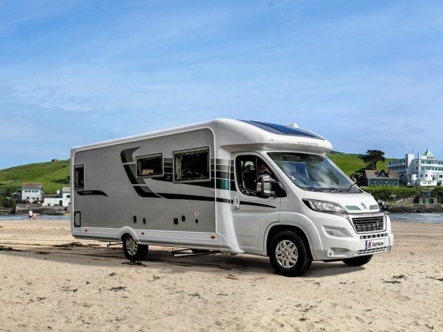 Peugeot Motorhomes - Auto-sleepers