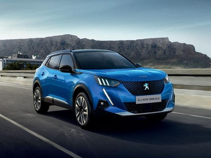 All-new Peugeot e-2008 SUV - electric family car