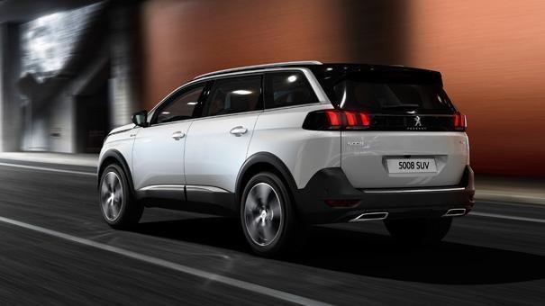 Peugeot 5008 SUV GT Line Premium A New Dimension of SUV