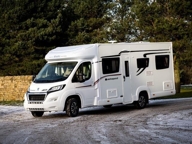Peugeot Motorhomes - Elddis