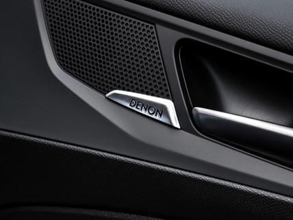 Peugeot Denon Hi-Fi System