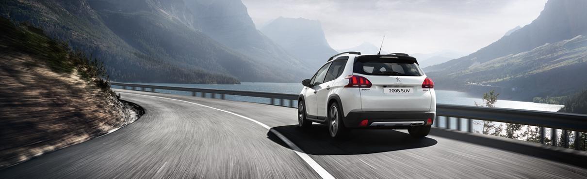 Peugeot 2008 SUV waste battery