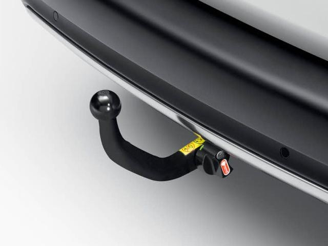 Peugeot tow bar