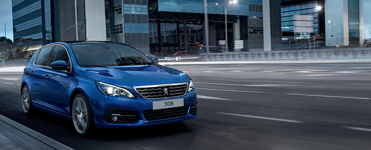 Peugeot 308 - Business Customers