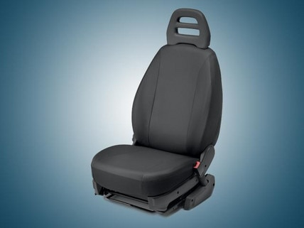 Peugeot Boxer's standard seat for motorhomes