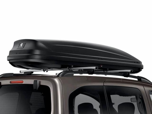 Peugeot roof boxes