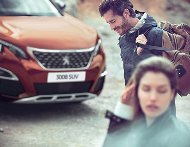 Peugeot 3008 SUV lifestyle image awards
