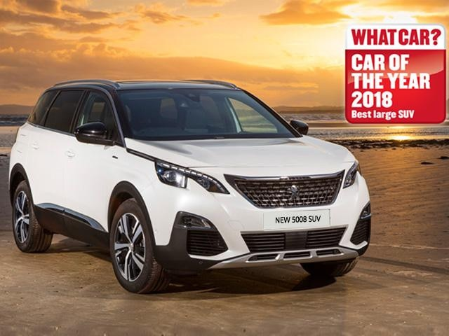 Best 7 Seater Suv Uk >> New Peugeot 5008 SUV | Test drive the 7-seater SUV Peugeot