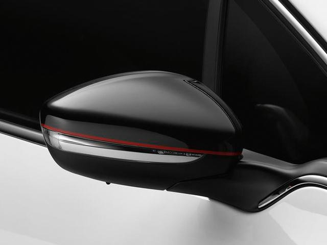 Peugeot door mirror covers