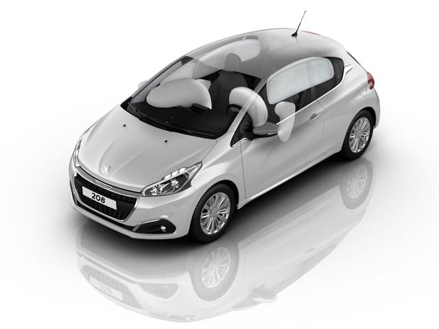 Peugeot 208   5-Door   Safety - Peugeot UK