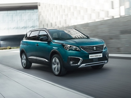 Lovely Peugeot 5008 SUV