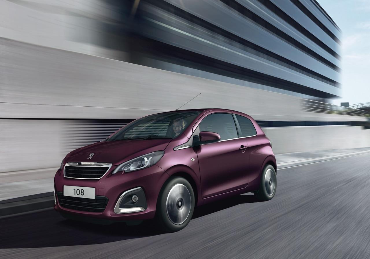 3-door - Peugeot UK
