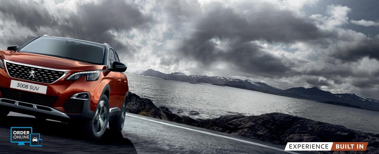 Peugeot 3008 SUV UK