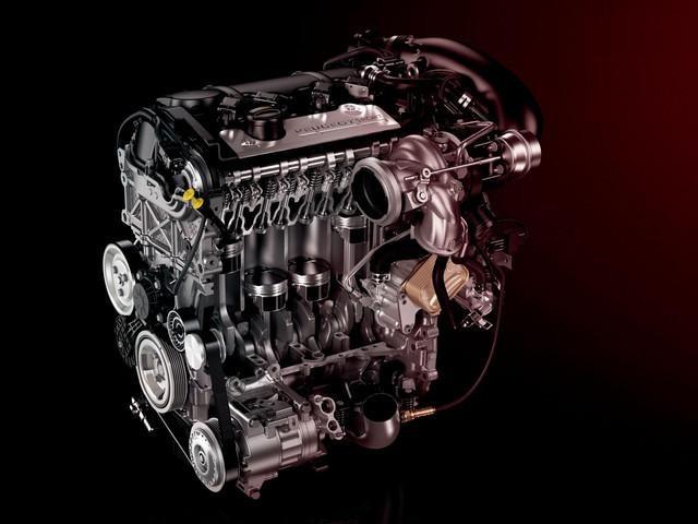 Peugeot THP 270 Petrol Engine