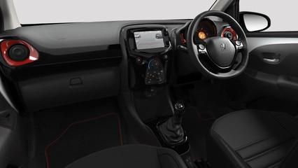 Peugeot 108 3 door gallery