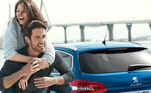 Peugeot 308 SW: MyPeugeot® App