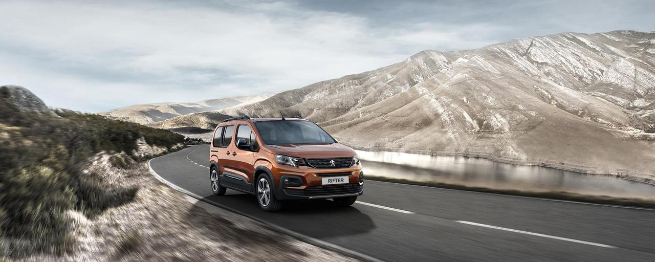 Peugeot Rifter Road Handling