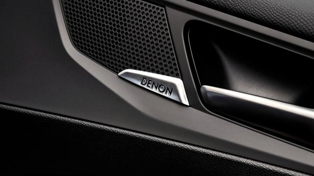 PEUGEOT 308 SW: Denon Hi-Fi Pack Speaker