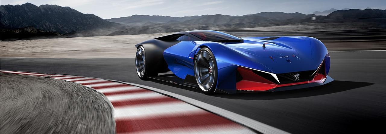 Peugeot L500 R HYbrid | Concept Car - Peugeot UK