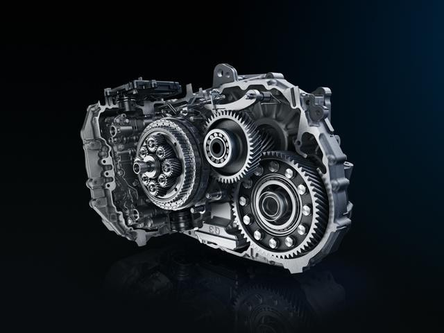 Peugeot EAT6 automatic gearbox