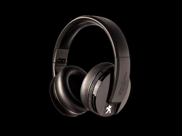 Peugeot Focal headphones