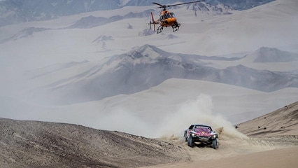 Peugeot Dakar 2018 best of route