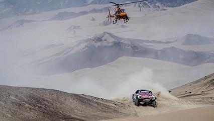 Peugeot Dakar 2018 best of route