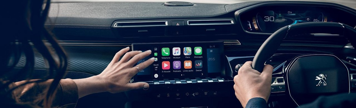 Peugeot Connectivity Technology