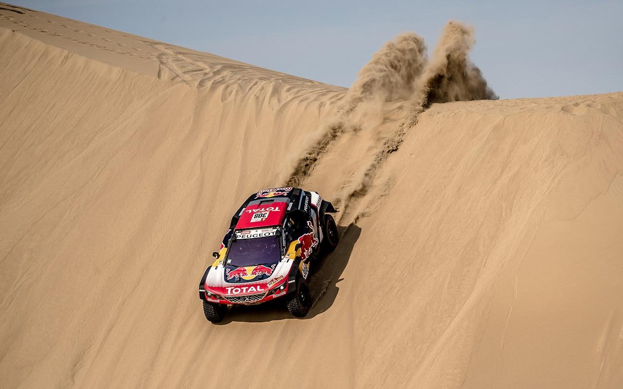 Peugeot Amp Dakar