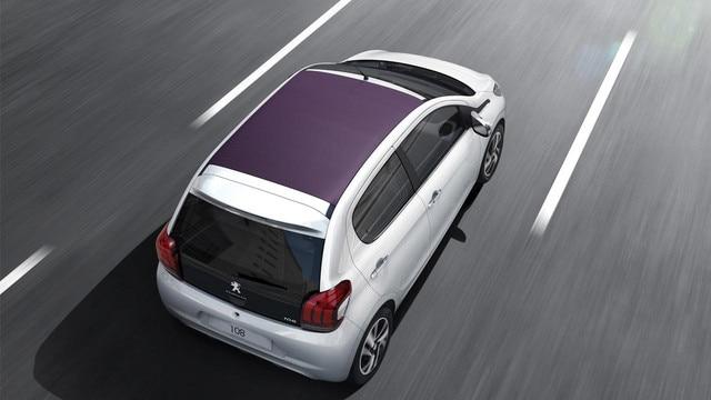 Peugeot 105 5-door gallery