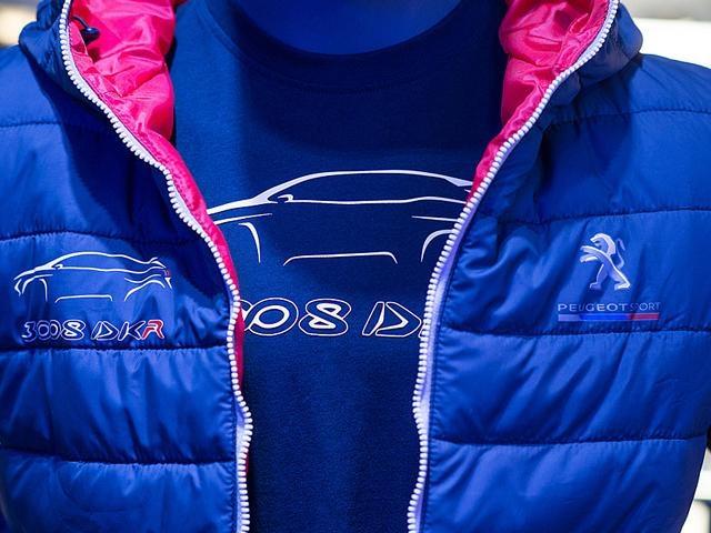 Peugeot Sport clothing