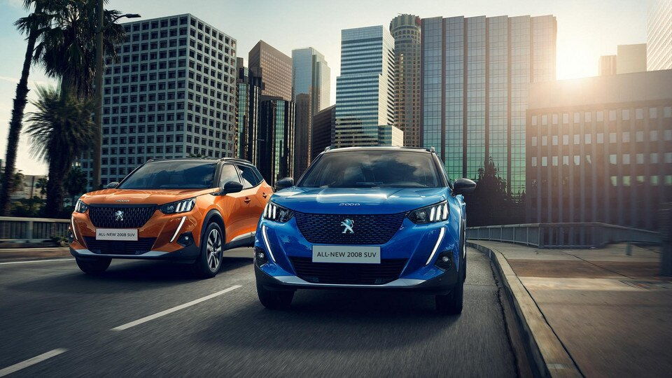 ALL-NEW EOT 2008 SUV: PEUGEOT DRIVE Assist Plus for a semi-driverless experience.