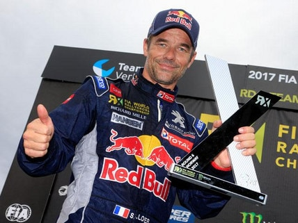 Sebastian Loeb wins with Peugeot 208 WRX
